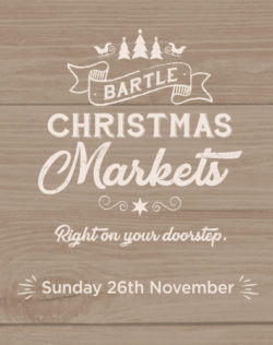 Bartle Hall Christmas Market
