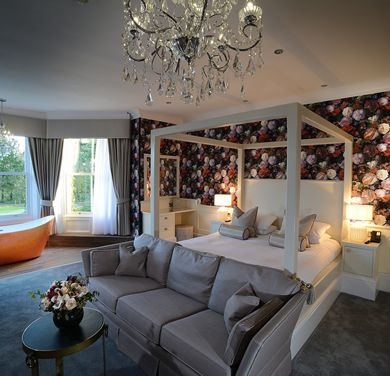 bartle hall hotel - four poster rooms