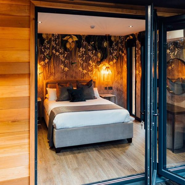 Thicket Lodge Bedroom